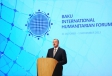 Third Baku International Humanitarian Forum kicks off President of Azerbaijan Ilham Aliyev attends opening ceremony of the Forum VİDEO