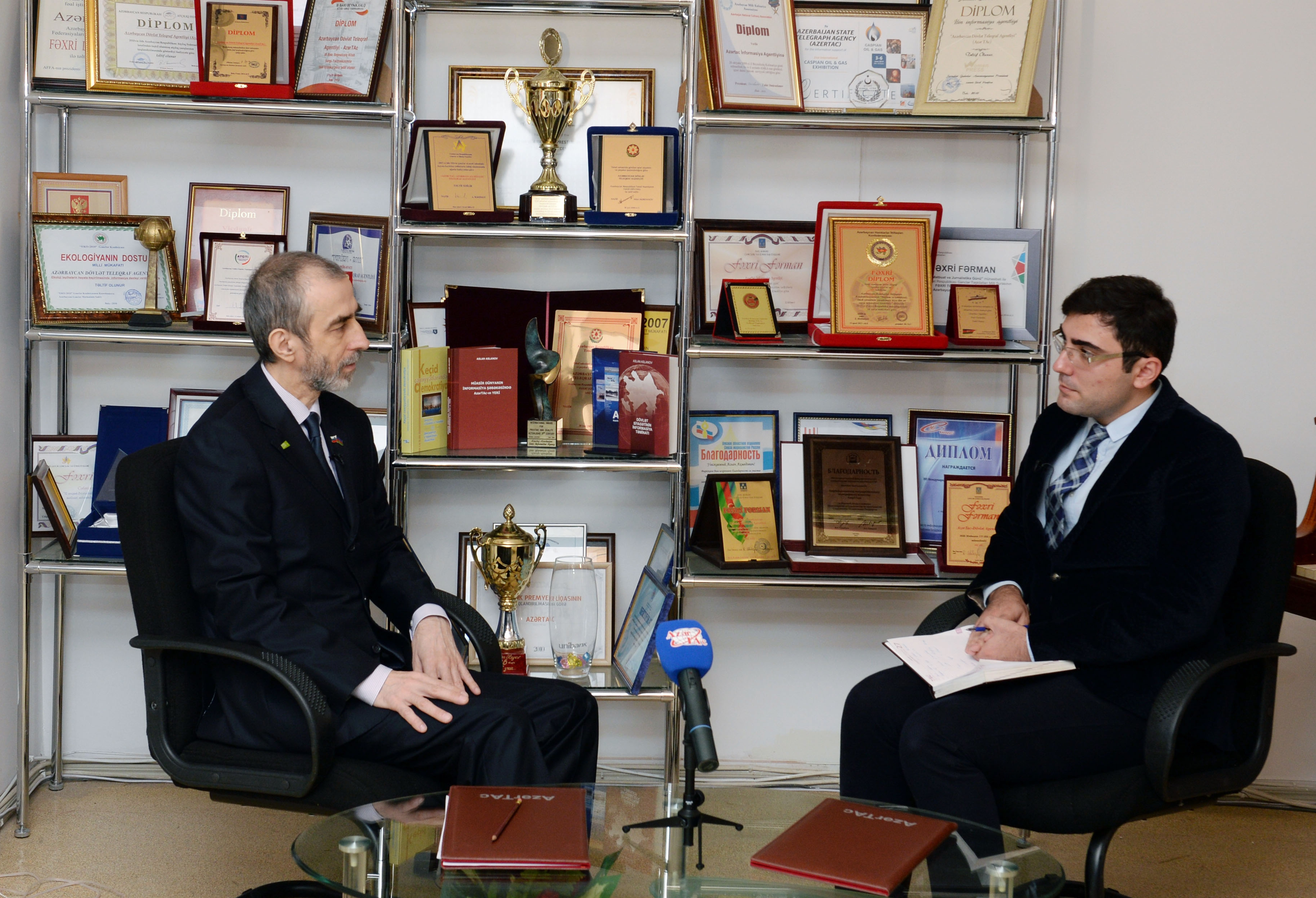 Slovenian Ambassador to Azerbaijan: We have understanding, a lot of knowledge about each other