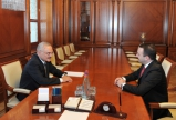 Azerbaijan, Georgia explore ways of developing relations