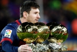 Barcelona's Lionel Messi becomes Champions League's all-time top scorer