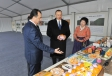 "President Ilham Aliyev reviewed newly-created ""Gilan agro-citrus"" farm VIDEO"