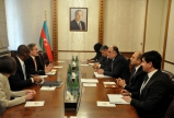 Incoming US ambassador presents his credentials to Azerbaijani FM