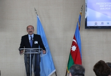 Baku Process and 3rd World Forum on Intercultural Dialogue presented at UN Headquarters