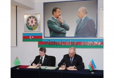 AZERTAC, Turkmenistan State News Agency sign agreement on cooperation