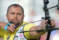 Ten countries secure six Archery spots each for Baku 2015