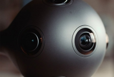 Nokia enters VR production market with Ozo camera rig