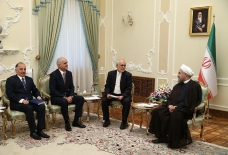 Rouhani: Iran attaches special attention to development of relations with Azerbaijan