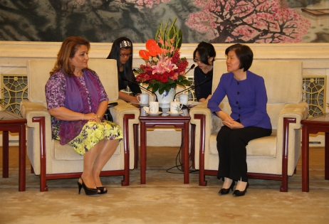 Azerbaijan, China discuss expansion of cooperation in the field of women's movement