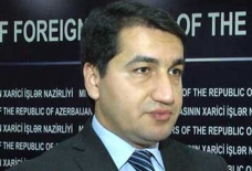Hikmet Hajiyev: Co-chairs should bring Armenian leadership to peace and constructive negotiation process