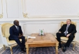 President Ilham Aliyev accepted credentials of incoming Djiboutian Ambassador VIDEO
