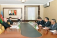 Chairman of Nakhchivan Supreme Assembly meets with Chinese ambassador