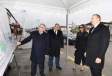 President Ilham Aliyev viewed newly renovated Ali Isazade Street in Bina VIDEO