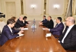 President Ilham Aliyev received a delegation led by French Minister of State for Ministry of Foreign Affairs and International Development VIDEO