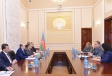 Azerbaijan's Justice Minister received PACE rapporteur on Azerbaijan
