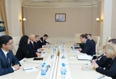 'Czech Republic is interested in expanding cooperation with Azerbaijan'