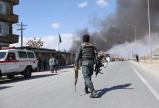 Explosion kills senior religious official in Afghan province