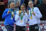 Another Azerbaijani gymnast claims gold medal at Games