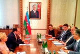 Azerbaijani FM meets with Director for Russia, Eastern Partnership, Central Asia and OSCE at EEAS