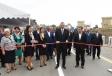 President Ilham Aliyev attended opening of Chukhanli-Ganjali-Piratman-Parcha Khalaj-Seyidan highway of Salyan district