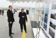 President Ilham Aliyev inaugurated Jangi-Badalli section of Baku-Shamakhi-Mughanli highway VIDEO