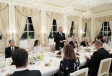 President Ilham Aliyev hosted official dinner reception in honor of Bulgarian President VIDEO