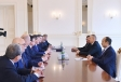 President Ilham Aliyev received delegation led by Governor of Russia's Astrakhan region VIDEO