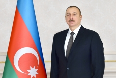 Azerbaijani President: One of those war criminals who committed that terrible crime against humanity is current Armenian President