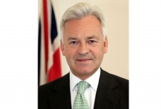 Sir Alan Duncan: Baku-Tbilisi-Ceyhan oil pipeline and Southern Gas Corridor are visible signs of extraordinary cooperation between UK and Azerbaijan over last 25 years