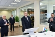President Ilham Aliyev inaugurated Automated Control and Monitoring Center of Mingachevir Electric Power Distribution Network VIDEO