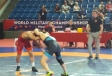 Mustafayev bags Azerbaijan`s second bronze at World Military Wrestling Championship