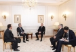 President Ilham Aliyev met with SADE Director General in Paris VIDEO