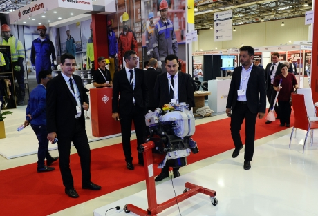 La 25ème édition du Salon international « Caspian Oil and Gas 2018» ouvre ses portes à Bakou