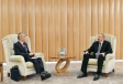 President Ilham Aliyev received UNESCO deputy director-general VIDEO