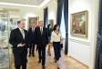 President Ilham Aliyev inaugurated third building of Azerbaijan National Museum of Art after major overhaul VIDEO