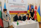 TRASECA, CAREC sign MoU