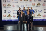 Azerbaijani Greco-Roman wrestlers bring home four medals from Minsk