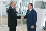 "President Ilham Aliyev met with president of International Judo Federation <span style=""color:#ff0000"">VIDEO</span>"