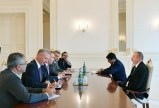 "President Ilham Aliyev received delegation led by EU Special Representative   <span style=""color:#ff0000"">VIDEO</span>"
