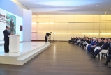 "Heydar Aliyev Center hosts presentation of documentary and book ""Ilham Aliyev: Annals of 15-year successful presidency. 2003-2018"""