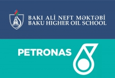 Petronas allocates two scholarships to Baku Higher Oil School students