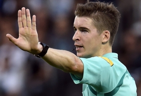 French referees to control Sporting CP vs Qarabag UEFA Europa League match