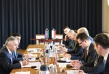 Warsaw hosts first meeting of Azerbaijan-Poland Working Group on transport and logistics