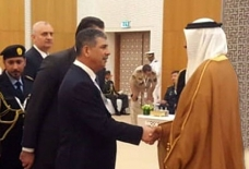 Azerbaijani defense minister meets with UAE minister of state for defense affairs