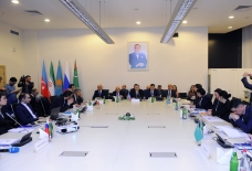 First meeting of High-Level Working Group on Caspian Sea gets underway in Baku