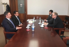 Azerbaijan, Germany discuss cooperation prospects