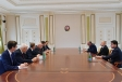 President Ilham Aliyev received OSCE Minsk Group co-chairs VIDEO