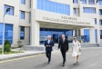 President Ilham Aliyev viewed conditions created at new administrative building of Pirallahi District Executive Authority VIDEO