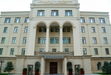 Azerbaijan`s Defense Ministry thanks those who contributed to search operations