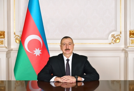President Ilham Aliyev awards servicemen and civil employees of Special State Protection Service