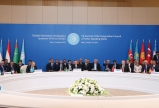 "Baku hosted 7th Summit of Cooperation Council of Turkic-Speaking States  <span style=""color:#ff0000"">VIDEO</span>"